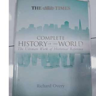 Complete History Of The World Book