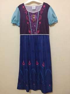 Frozen Anna dress for kids 6-9 yrs old