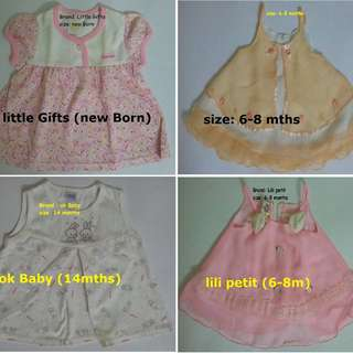 Combo Baby Clothes