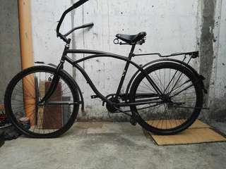 Japanese Mens  Cruiser bike