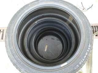 Federal supersteel 595 tyre 215/45R17 87V