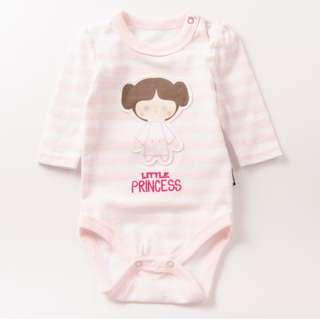 Starwars Little Princess Bodysuit