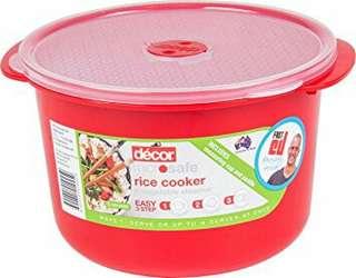 Décor Microsafe Rice Cooker