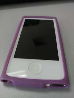 Ipod Nano 7th Gen Violet 16GB