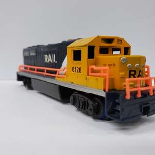 Diesel Train Loco