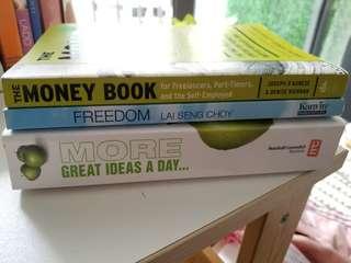 Passive income books bundle