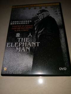 DVD 象人 THE ELEPHANT MAN