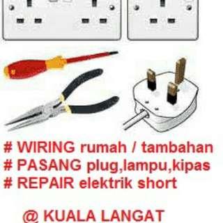 Wiring Banting & Kuala langat