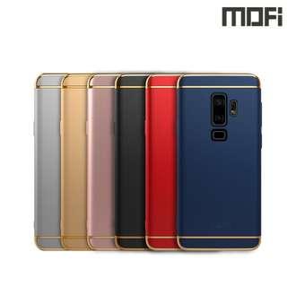 Galaxy S9 Plus SM-G9605F MOFI 雅盾 保護殼 手機後背硬殼Case Shell 0325A