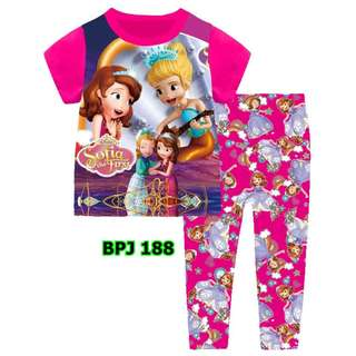 Sofia the first pjs