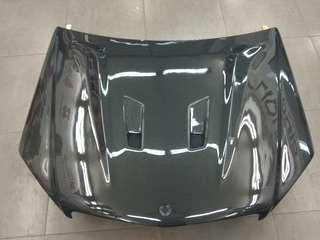 Mercedes C200 Carbon Fiber Bonnet