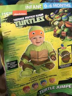 TNT Donatello Costume