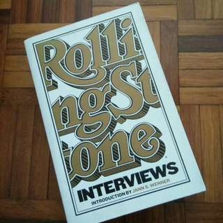 Rolling Stone Interviews