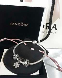 Pandora Sale Set Sz19
