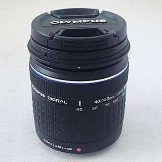 Olympus M.Zuiko ED 40-150mm f4-5.6 Lens (ED Version - Not Micro 4/3)