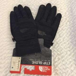 Northface Unisex Winter Gloves (Size M) from U.S