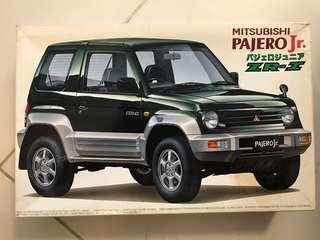 Mitsubishi Pajero Jr 模型車