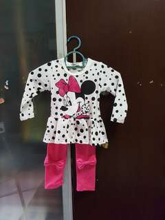 New Mickey mouse full set