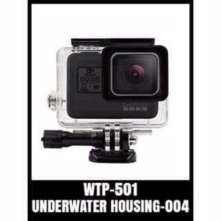GP WATERPROOF HOUSING HERO5 WTP-501