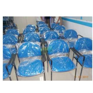 805VA VISITORS CHAIRS CUSTOMIZE COLOR--KHOMI