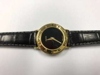 Vintage Authentic Gucci Ladies Watch