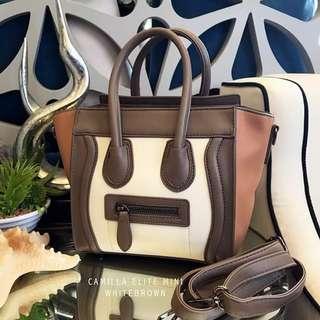 Camilla Elite Mini crossbody bag