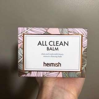 [PO] HEIMISH All Clean Balm 120ml