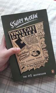 Vinyl Cafe Diaries by stuart mclean