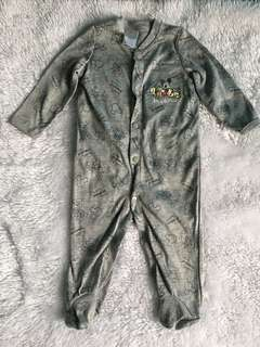 Mickey Mouse frogsuit 6-9 months