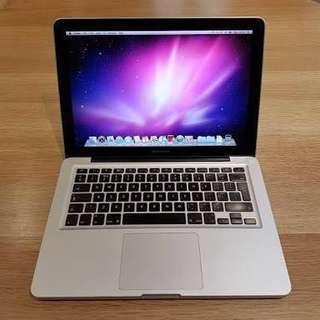 Macbook Pro 13-inch, Mid-2010