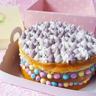 特濃芋頭蛋糕