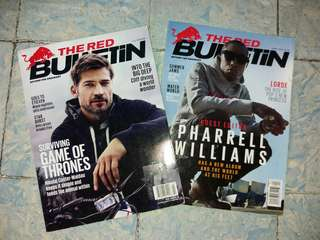 Bundle - The Red Bulletin Magazines