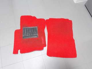 Nv200 floor mat