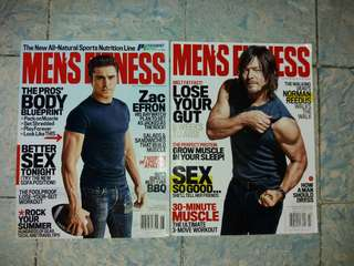 """Men""""s Finess 