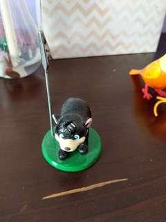 Tasmanian devil ohoto holder