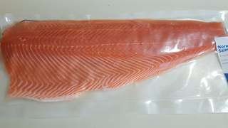 Salmon Fillet (Frozen)