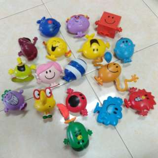 Bundle Of smiley toys