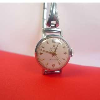 1950s' Ladies' Citizen 16 jewels mechanical hand-winding watch......C mark !