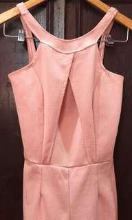 Pink jumpshorts