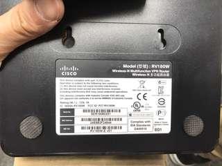 Cisco RV180W business router