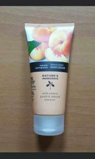 Marks & Spencer - Peach & Almond Hand Cream