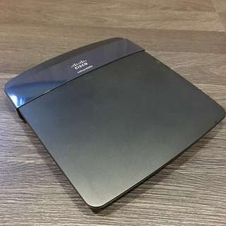 Linksys E3200 Dual Band Router