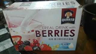 桂格 夏日穀珍綜合莓果