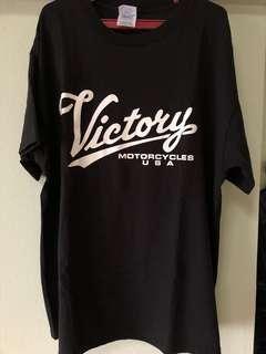 Vintage Tshirt - Victory Motorcycle