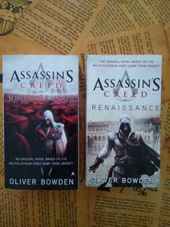 Assassin's Creed book series