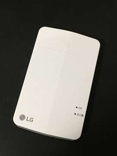 LG Photo Pocket Printer