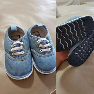 Baby shoes (with sound) - Canvas