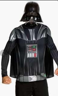 Star wars Darth Vader costume for adult M size