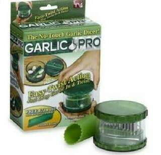 Garlic Pro No Touch Garlic Peeler