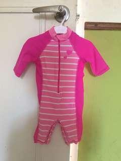 Baby's swimwear (girl)